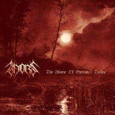 Melodic black metal from Ukraine. Khors - The Flame of Eternity's Decline (Reissue 2015) review @ Murska-arviot