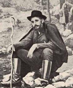 Ο Ελευθέριος Βενιζέλος στο Θέρισο κατά την επανάσταση του 1905 . Crete
