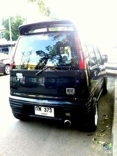 Daihatsu move L600 Kei Car, Daihatsu