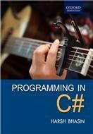 Check out our New Product  Programming in C Sharp COD  AUTHOR: Harsh BhasinPublication date: 27.03.2014  Rs.495