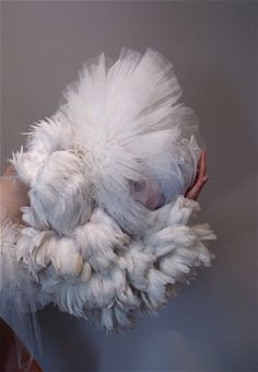 WHITE BIRDS //  Créations : Alexandra KONWINSKI   Danseuse : Angélique Naccache