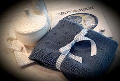 New Baby's Blanket ...Debbie Bliss pattern