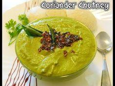 Coriander Chutney Recipe / Kothumalli Chutney Recipe - Tasty Appetite