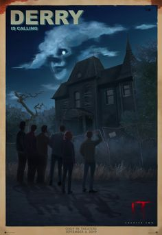LOOK AT THE CLOUDS !!! Horror Movie Characters, Sci Fi Movies, Scary Movies, Horror Movies, Culture Pop, Geek Culture, It Miniseries, Steven King, Pennywise The Dancing Clown