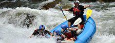 White Water Rafting #CostaRica