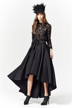 This princess-like full-circle skirt underneath. An elaborate bow tied at the waist is the grand finale. Winter 2015EU 36/ US 6 Wash Guide: Dry clean only. Select a high quality drycleaner. Gentle short cycle. Low moisture. Low temperature. Do not wring/drip dry. Do not allow exposure to direct sunlight. Cool iron only with care on reverse. Fabric Composition: Main: 65% Silk. 35% Cotton Lining: 100% Polyester