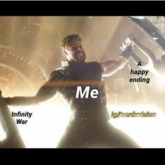 This movie will be the end of us #infinitywar #niceknowingyoufandom
