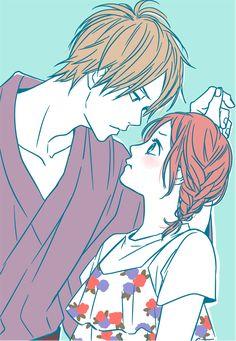 Kevin y yo Manga Anime Girl, Manga Love, Manga Art, Anime Art, Manga Couple, Anime Love Couple, Cute Anime Guys, Cute Anime Couples, Imagination Art