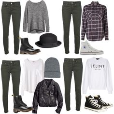 812e7cc0fd 15 trendy how to wear green jeans black