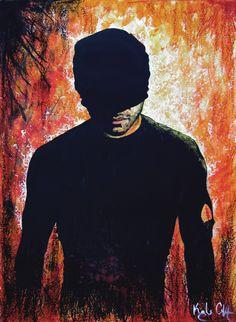 The Devil Of Hell's Kitchen by Ittarius.deviantart.com on @DeviantArt