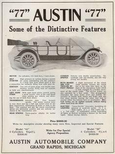 1912 Austin