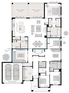Miami Executive 16 Upgrades- Floor plan