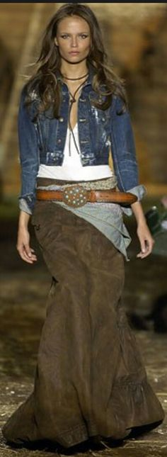 DSQUARED² SPRING 2006 READY-TO-WEAR