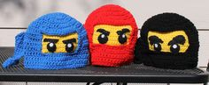 Ravelry: Ninjago Hat by Knitty Momma