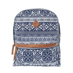 Tile Aztec Pattern Backpack, Accessories, all, Bags & Purses, Backpacks Fashion trends, accessories and jewellery for young women