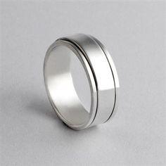 anel de prata masculino 5