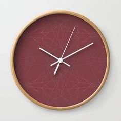 #redpeak #wallclock #modern #trendcolor #pantone #2018 #piaschneider #society6 #pod   Buy LIGHT LINES ENSEMBLE IV Wall Clock by piaschneider. Worldwide shipping available at Society6.com. Just one of millions of high quality products available. Color Vision, Trends 2018, Unique Home Decor, Wall Clocks, Wallpaper S, Color Trends, Pantone, Wall Murals, Indie