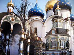 Zagorsk,  Russia