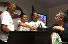 """Senado y DRD anuncian campaña """"Puerto Rico Saludable"""""""
