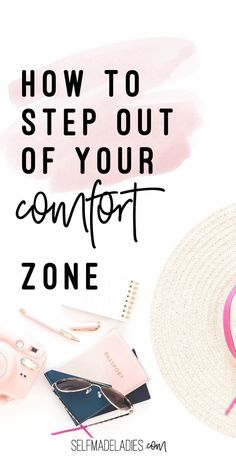 Your Comfort Zone.Unfortunately, it is quite the opposite and you should learn how to leave your comfort zone as soon as possible. Self Development, Personal Development, Out Of Comfort Zone, Self Improvement Tips, Startup, Secret To Success, Growth Mindset, Change Mindset, Dream Life