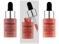 Deborah Milano Blush Blush Blush Collection  #novità #makeup #newcollection #preview #deborahmilano blush liquido