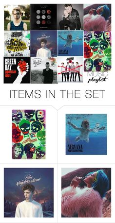 """music playlists"" by stephaniejoseph061 ❤ liked on Polyvore featuring art and Summerplaylist"