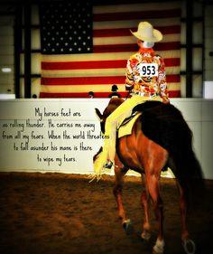 Maddie and Echo Arabian Western Pleasure, Arabian Horse Association, horse quotes