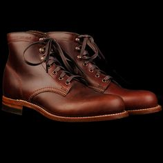 Wolverine - 1000 Mile Boot in Rust | Wolverine
