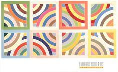 Frank Stella, Tahkt-1-Sulayman Variation II @artsy