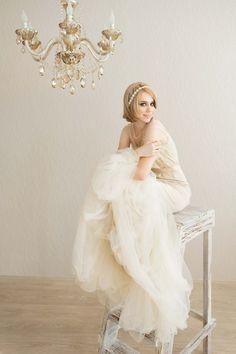 The amazing dress for wonderful bride! свадебные платья , платья , невеста , кружево , шелк , шифон , Wedding dresses, bride, lace, silk, chiffon Girls Dresses, Flower Girl Dresses, Wedding Dresses, Amazing, Fashion, Dresses Of Girls, Bride Dresses, Moda, Bridal Gowns