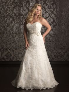 Allure Women Spring 2013 Bridal Collection--- I am in LOVE with this dress!!!