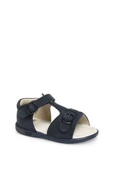 Umi 'Noel' Sandal (Baby, Walker & Toddler) available at #Nordstrom