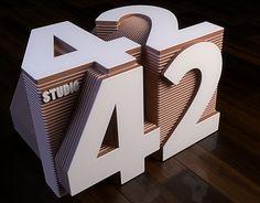 "Check out new work on my @Behance portfolio: ""Studio 42"" http://be.net/gallery/51145723/Studio-42"