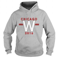 I Love Chicago Baseball W 2016 Champs Sports Fan Gear Shirts & Tees