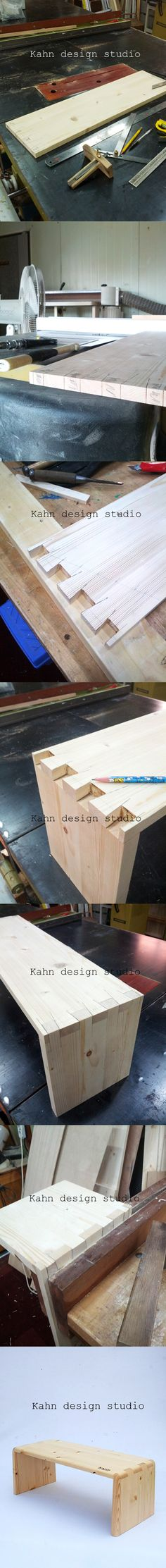 Dovetail joint ( child table )