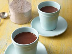 Serve the entire family hot cocoa throughout the winter season. Making a batch of this ahead of time makes life easier when you find yourself with that chocolate craving.