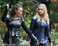 Clarke & Lexa