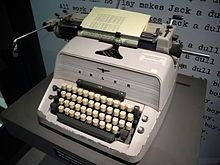 All Work & No Play 1980 Original Typewriter from The Shining film movie