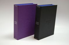 Clamshell box for Nutricia binding's