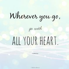 Go With All Your Heart | MantraBand