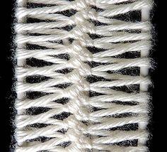Crochet y Horquilla : Punto # 1 Crochet Stitches, Knit Crochet, Hairpin Lace Crochet, Baby Boy Crochet Blanket, Crochet For Boys, Hair Pins, Animal Print Rug, Needlework, Knitting