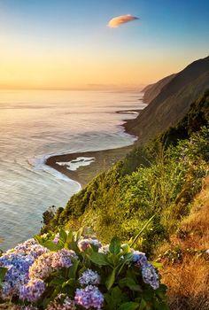 S. Jorge, Açores , Portugal