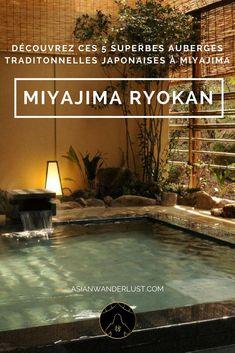 Miyajima Ryokan - 5 Superbes Auberges Traditionnelles à Essayer Absolument #Miyajima #Japon #Ryokan #Voyage #BlogVoyage #Auberge