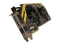 MSI  Radeon HD 7970  Video Card