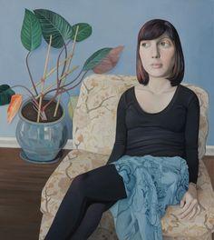 Travis Collinson Paintings: Psychological Portraits | Mutantspace