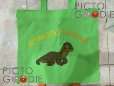 Tas Promosi - Komodo Island
