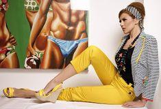 Badoo Fashion Άνοιξη Καλοκαίρι 2012, με την Ευγενία Μανωλίδου. | Μοντέρνα Σταχτοπούτα. . .