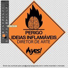 Yes Propaganda contrata Diretor de Arte!!