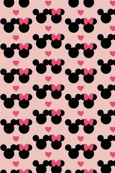 Mickey Minnie Disney wallpaper