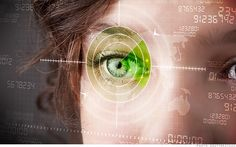FBI launches a face recognition system - The FBI's new facial recognition system lets local police easily identify you. It will one day spot you from your iris, voice and the way you walk. Face Recognition System, Iris Recognition, Facial Recognition, Biometric System, Biometric Devices, Biometric Scanner, Windows 10, Eye Study, Science